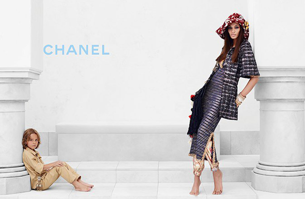 Joan Smalls for Chanel Cruise 2015-7