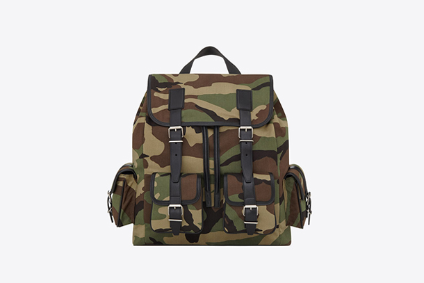 Saint Laurent Spring Summer 2015 Backpack Collection-10