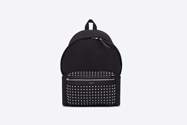 Saint Laurent Spring Summer 2015 Backpack Collection-12