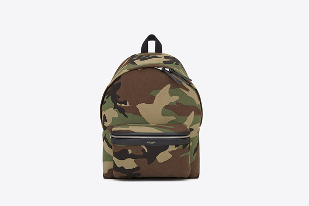 Saint Laurent Spring Summer 2015 Backpack Collection-2