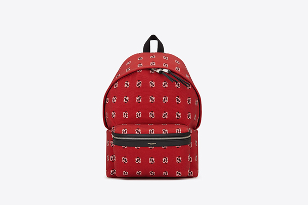 Saint Laurent Spring Summer 2015 Backpack Collection-3