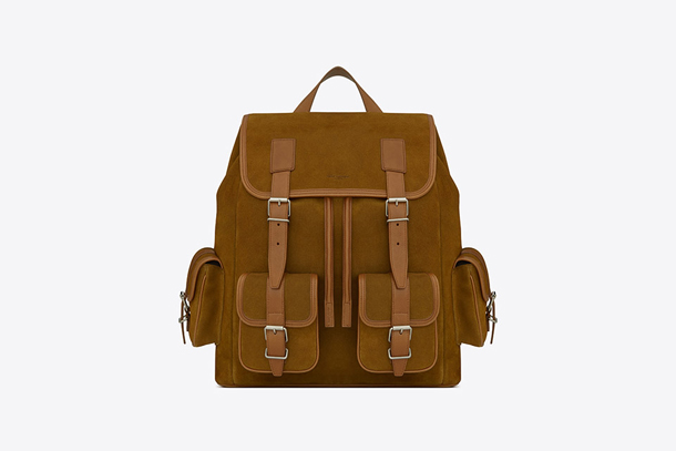 Saint Laurent Spring Summer 2015 Backpack Collection-5