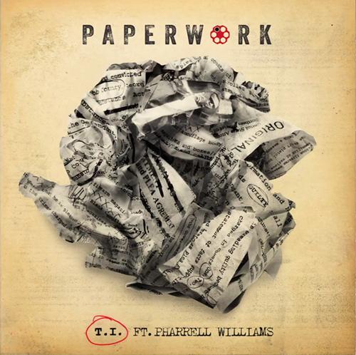 T.I. Paperwork Pharrell