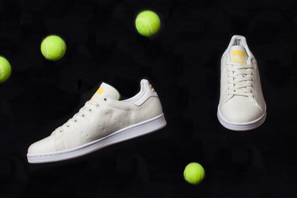 Pharrell x adidas Originals Stan Smith Tennis - white
