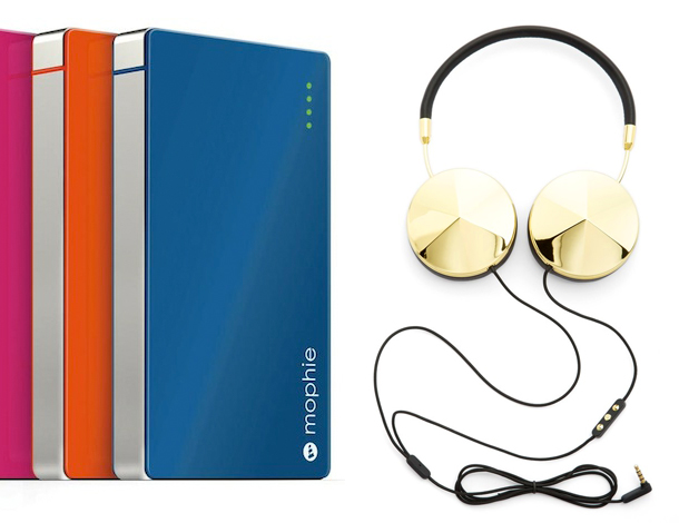 Mophie and FRENDS Headphones