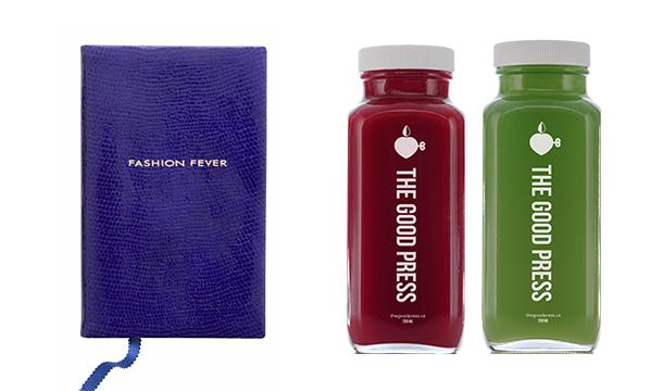 Smythson & Good Press Juice