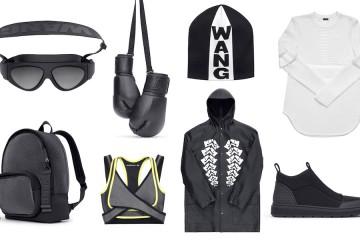 Alexander Wang x H&M Fall-Winter 2014 Collection Full Lookbook