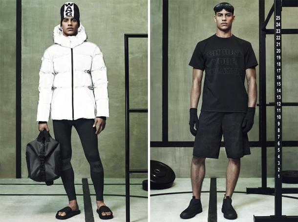 Alexander Wang x H&M Fall-Winter 2014 Collection Men-2
