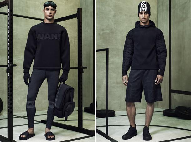 Alexander Wang x H&M Fall-Winter 2014 Collection Men-4