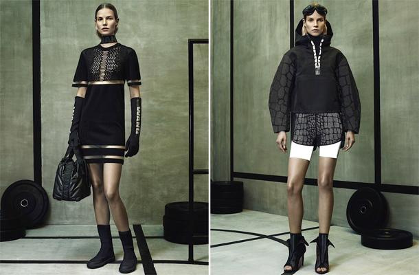 Alexander Wang x H&M Fall-Winter 2014 Collection Women-7
