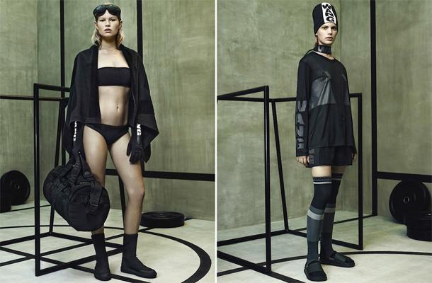 Alexander Wang x H&M Fall-Winter 2014 Collection Women-8