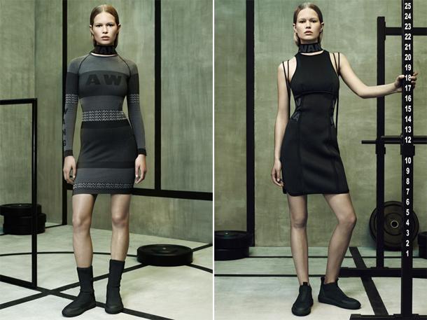Alexander Wang x H&M Fall-Winter 2014 Collection Women
