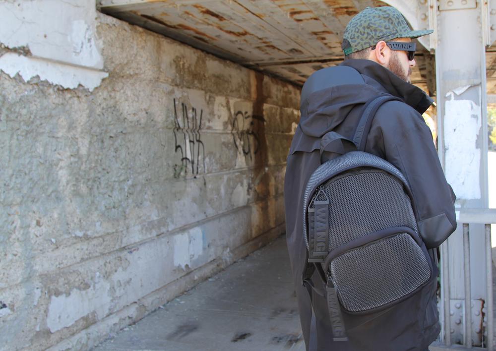 Alexander Wang x HM - Sidewalk Hustle Lookbook - Backpack