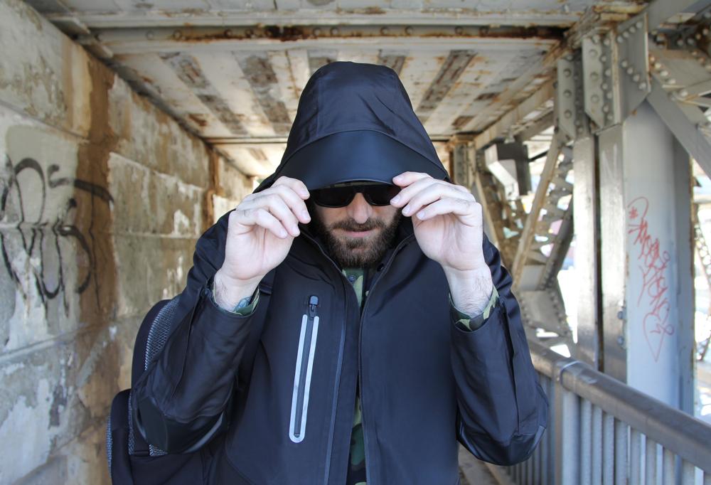 Alexander Wang x HM - Sidewalk Hustle Lookbook - Hood