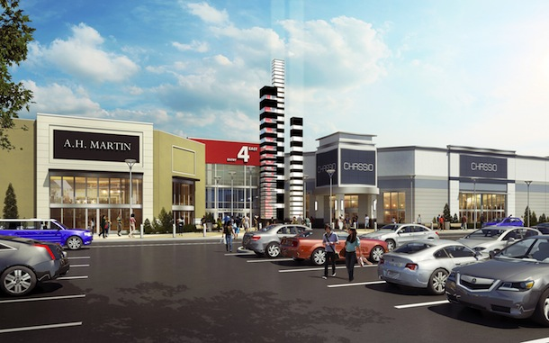Entry 4A Rendering. Attention outlet mall enthusiasts! aa2da312fec