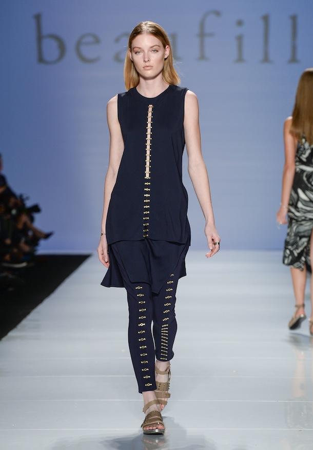 Beaufille  SS 2015 at World MasterCard Fashion Week-10
