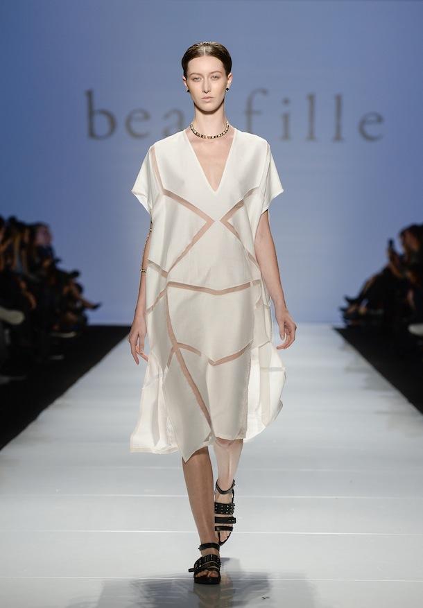 Beaufille  SS 2015 at World MasterCard Fashion Week-2