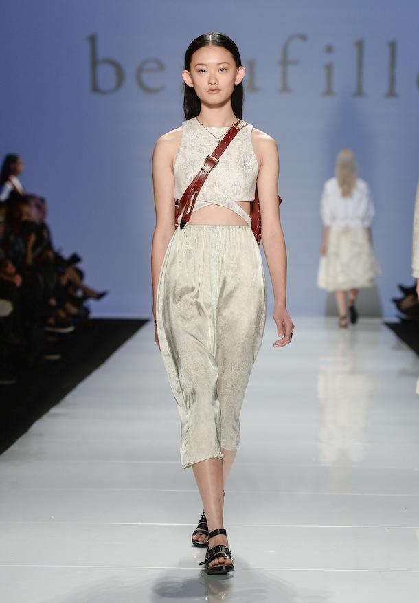 Beaufille  SS 2015 at World MasterCard Fashion Week-5