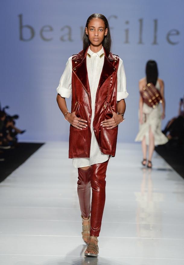 Beaufille  SS 2015 at World MasterCard Fashion Week-6