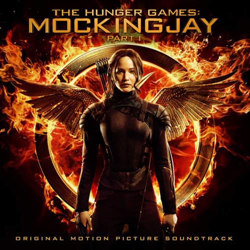 Mockingjay Pt 1 -soundtrack