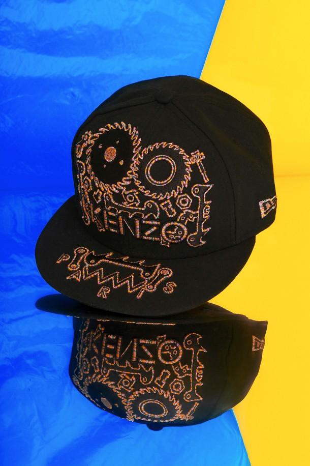 KENZO x New Era 1