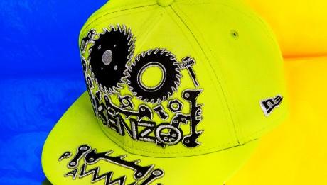 KENZO x New Era 2