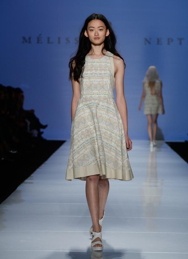 Melissa Nepton Spring Summer 2015 at Toronto Fashion Week -3