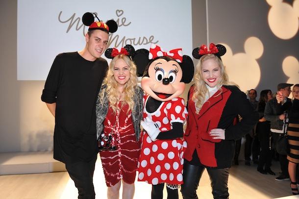 Minnie Mouse Presentation at Toronto Fashion Week-3