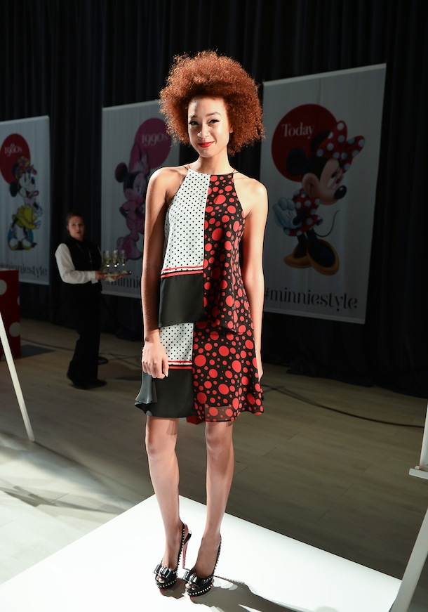 Minnie Mouse Presentation at Toronto Fashion Week-4