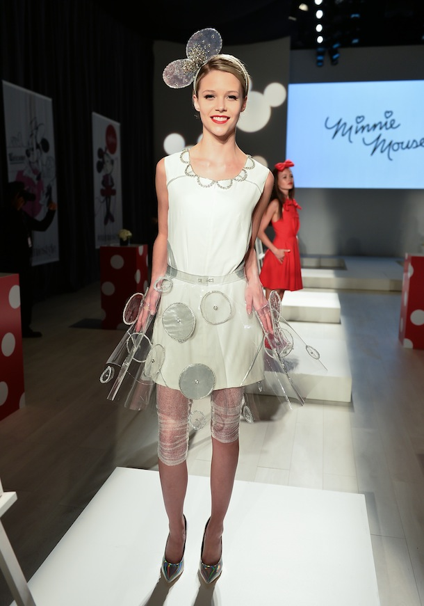 Minnie Mouse Presentation at Toronto Fashion Week-6
