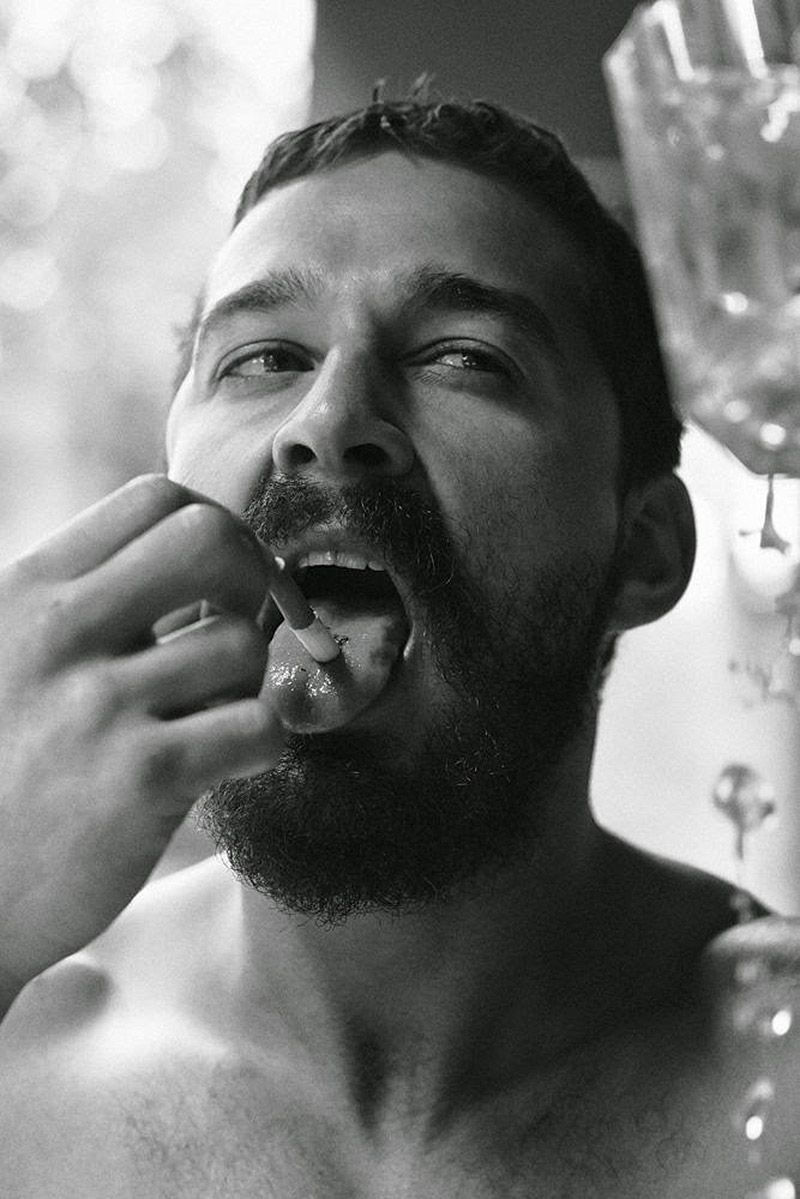 Shia LaBeouf for Interview Magazine - 5