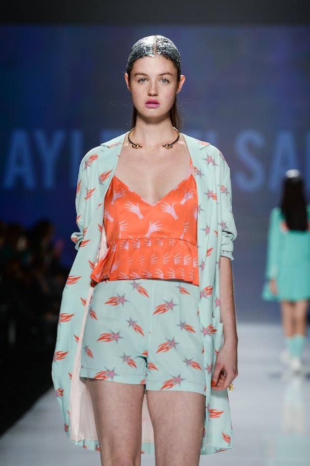 Hayley Elsaesser Spring Summer 2015-8