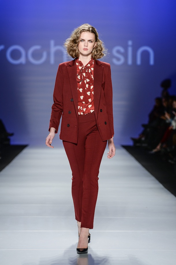 Rachel Sin Spring Summer 2015 Toronto Fashion Week-14