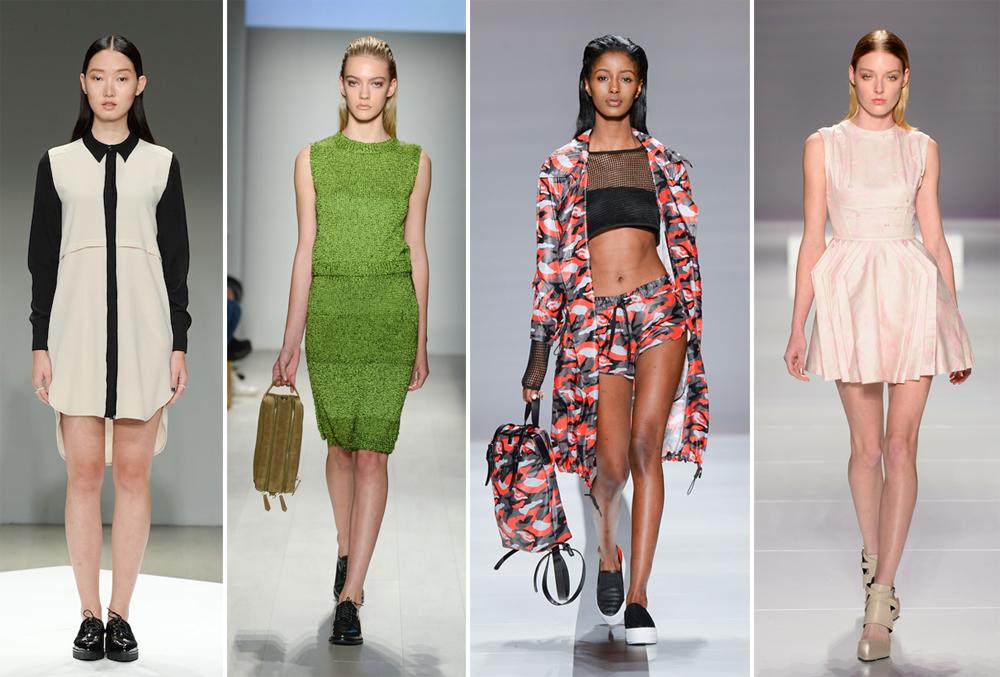 Rudsak, Soia & Kyo, Maison Matthew Gallagher, Caitlin Power, & Malorie Urbanovitch SS 2015 at Toronto Fashion Week