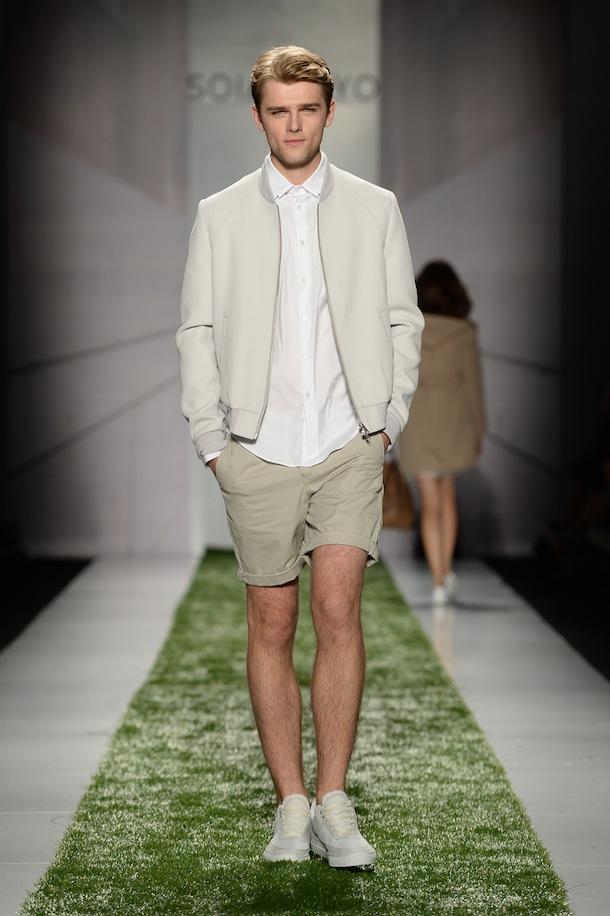 Soia & Kyo Spring Summer 2015 Toronto Fashion Week-11