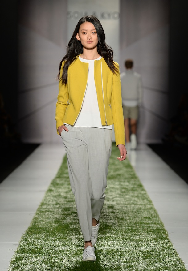 Soia & Kyo Spring Summer 2015 Toronto Fashion Week-12