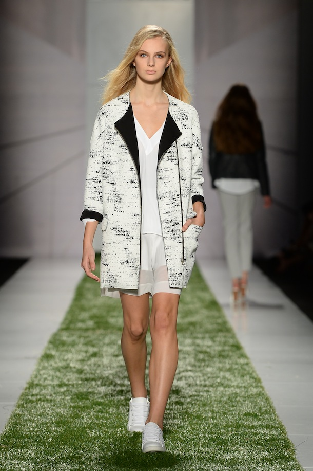 Soia & Kyo Spring Summer 2015 Toronto Fashion Week-17