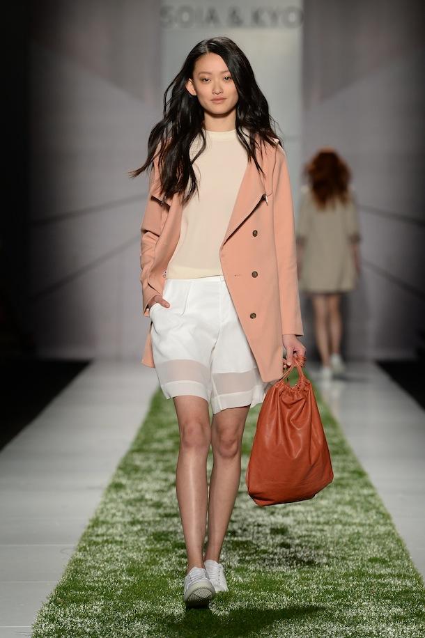 Soia & Kyo Spring Summer 2015 Toronto Fashion Week-3