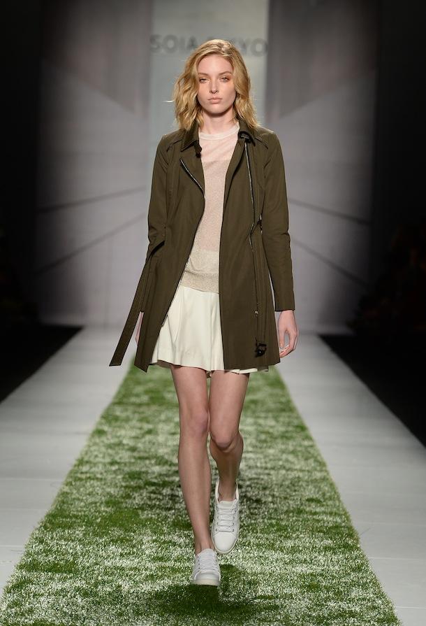 Soia & Kyo Spring Summer 2015 Toronto Fashion Week-6