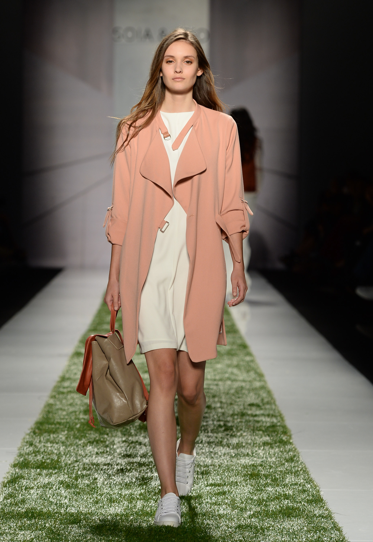 Soia & Kyo Spring Summer 2015 Toronto Fashion Week-8