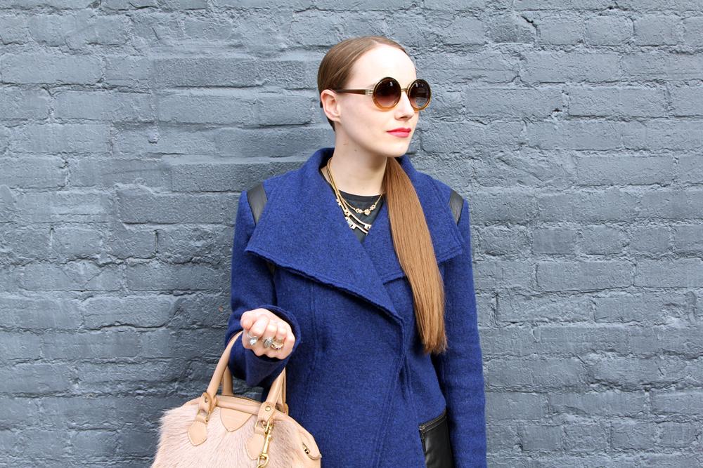 Toronto Fashion Week 2014 Line Knitwear, Miista, J.Crew, Moscot, Gap-2