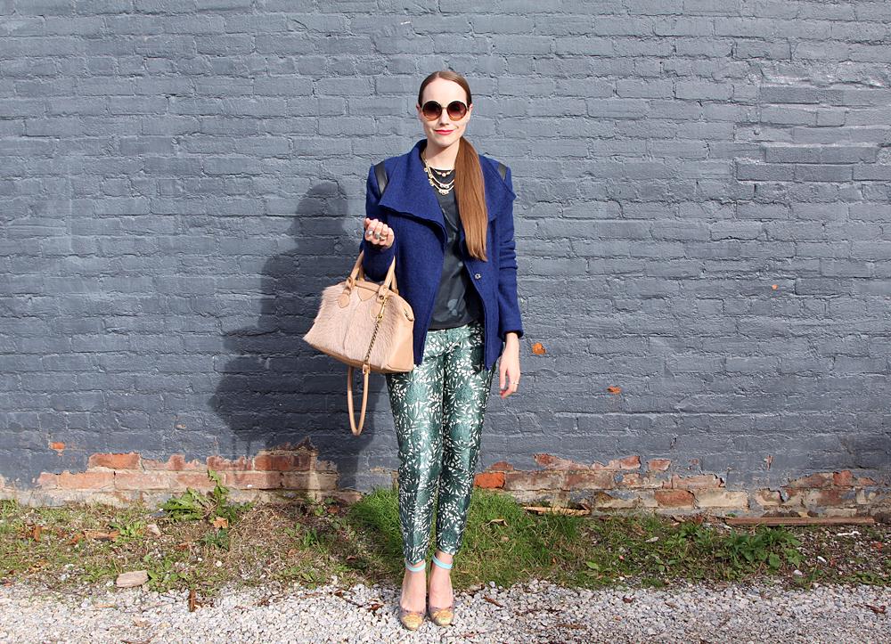 Toronto Fashion Week 2014 Line Knitwear, Miista, J.Crew, Moscot, Gap