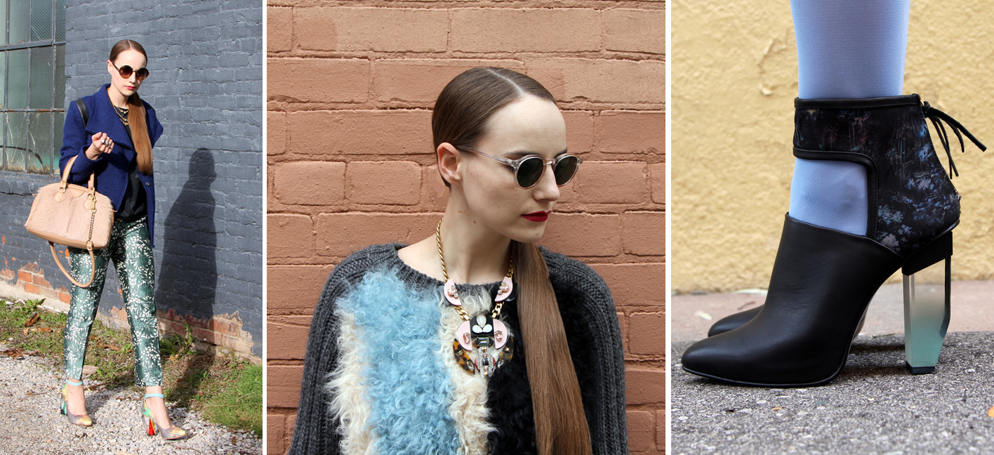 What I Wore Toronto Fashion Week Fall 2014