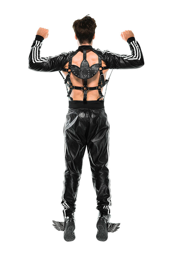adidas Originals by Jeremy Scott FW14 Menswear Lookbook