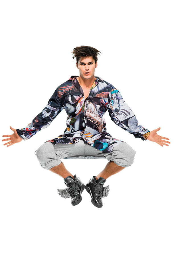 Adidas Fall Originals By Jeremy Scott Fall Adidas / Winter 2014 hombre wear lookbook 4dd935