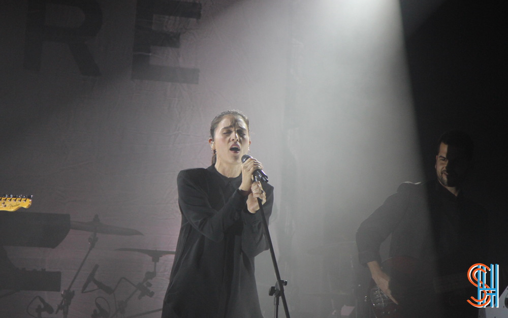 Jessie Ware Toronto 2014 Great Hall-5