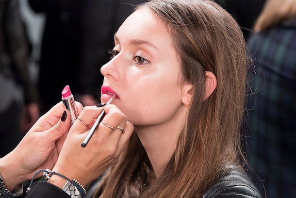 Toronto Fashion Week Beauty Hayley Elsaesser SS 2015-3