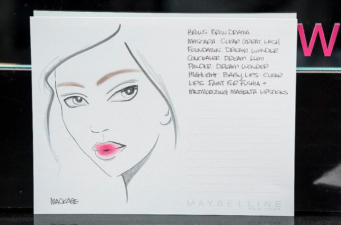 Toronto Fashion Week Beauty Mackage SS 2015-2