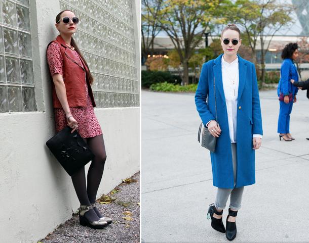 Toronto Fashion Week SS15 Style Hawley Dunbar