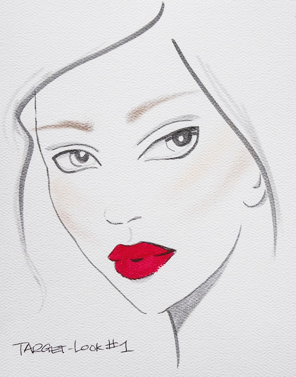Toronto Fashion Week Target beauty 2014-5